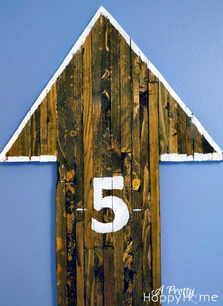 arrownumber8