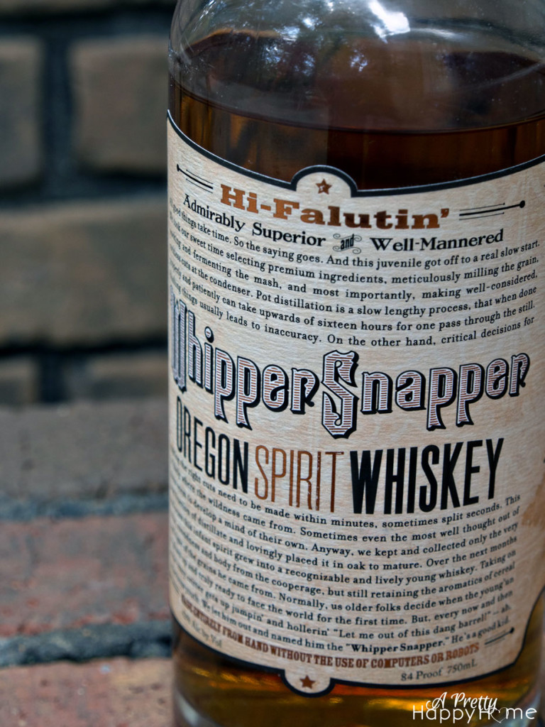whippersnapper oregon whiskey