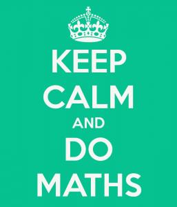 keep calm and do maths on friday funnies