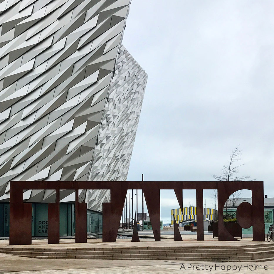 titanic museum belfast on the happy list