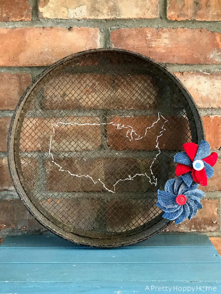festive 4th of July ideas junky 4th of july wreath