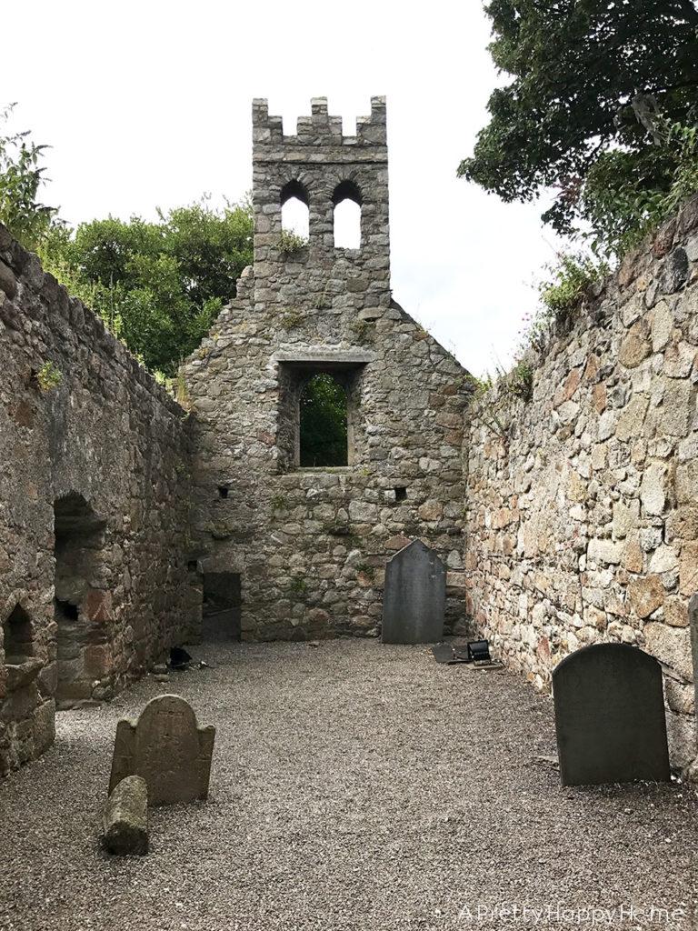 favorite castle tour - church
