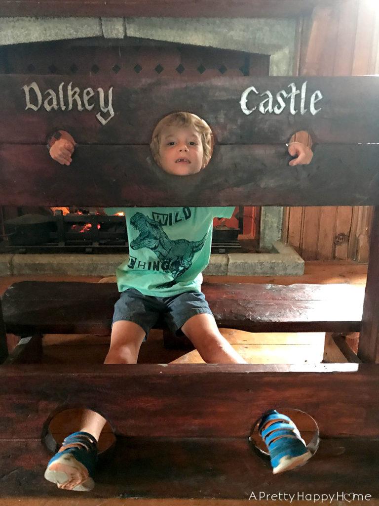 favorite castle tour - stocks