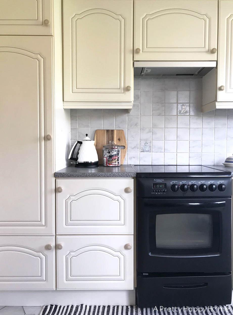 living in ireland inside my kitchen