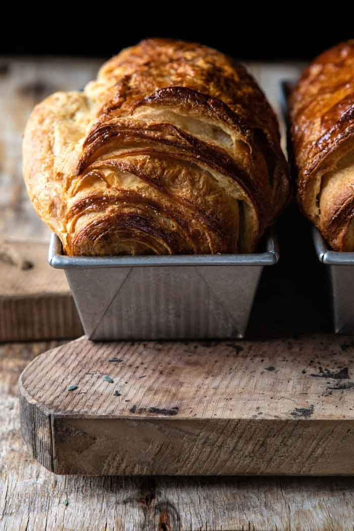flaky honey brioche bread from the half baked harvest