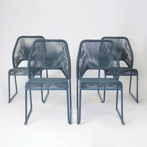 blue fisher chairs target