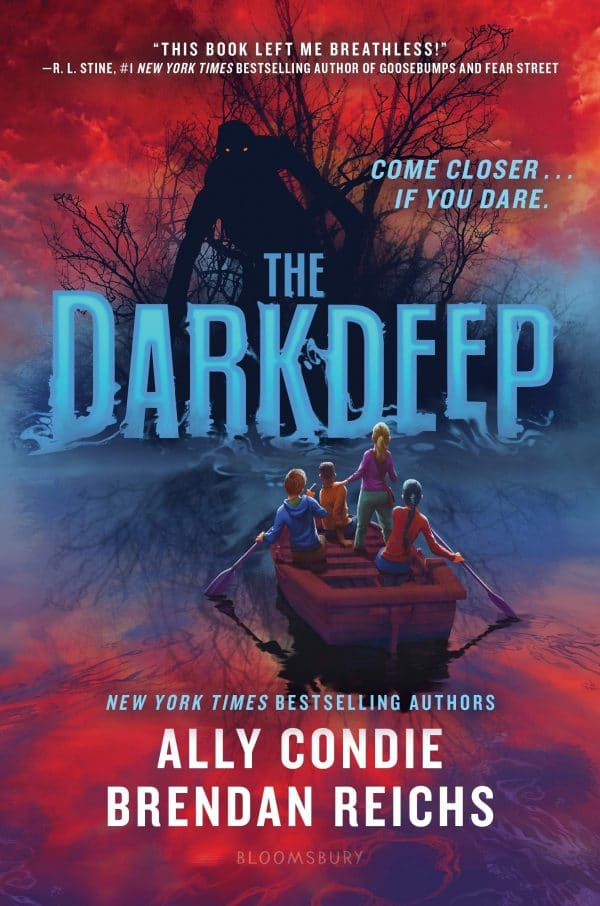 the dark deep by ally condie