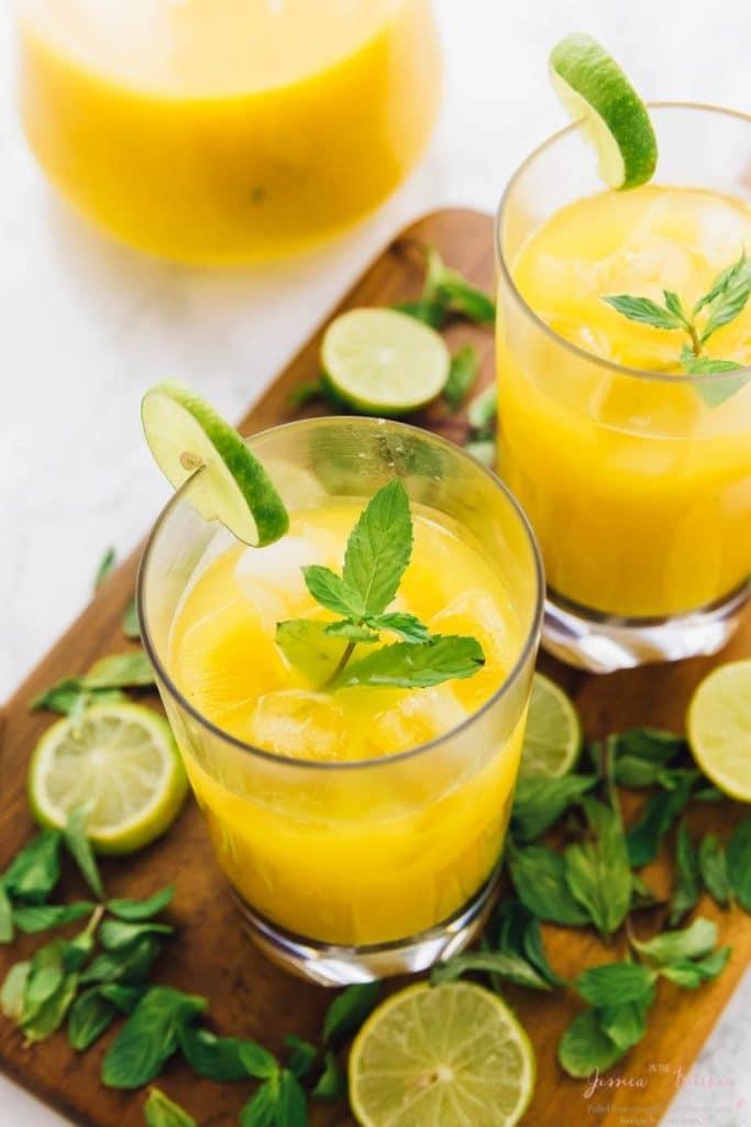 mango mojito by jessica in the kitchen