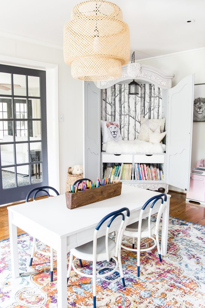 playroom by blesser house