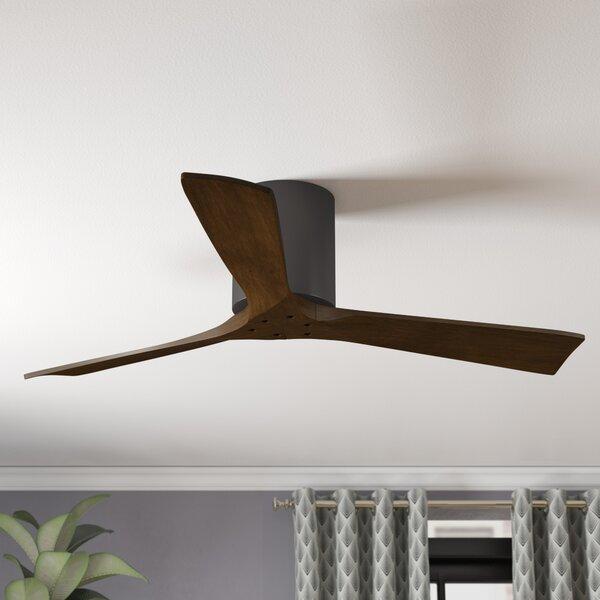 modern ceiling fan from wayfair