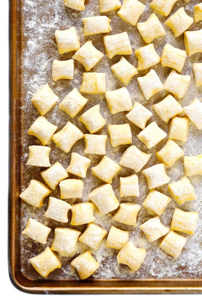 Ricotta Gnocchi from Gimme Some Oven