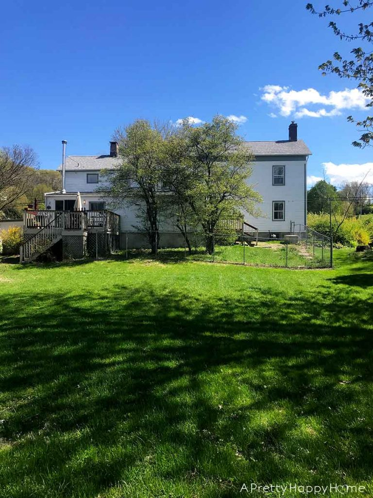 1849 colonial farmhouse