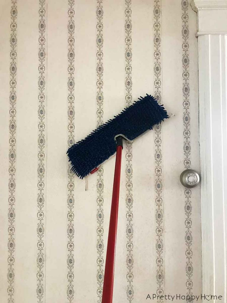 Why This Move Was So Hard mopping the wall