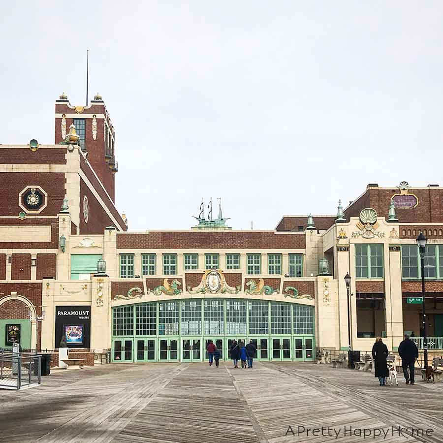 Travel: Silverball Museum Arcade asbury park convention hall