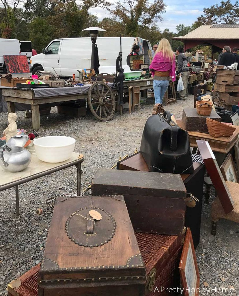 golden nugget antique flea market