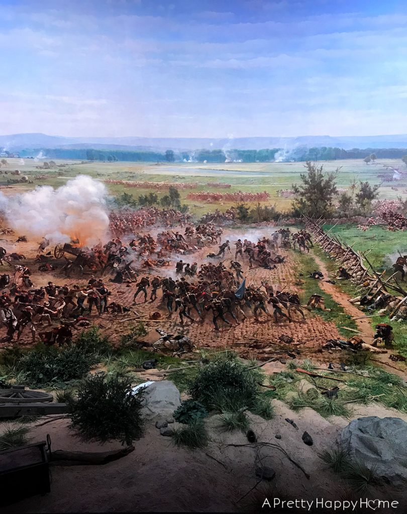 gettysburg national military park cyclorama