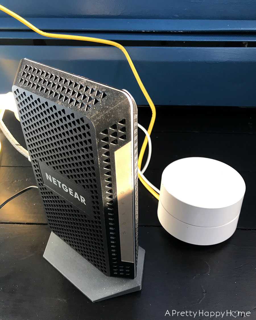 google mesh network Solving Wifi Issues in a House with Stone Walls