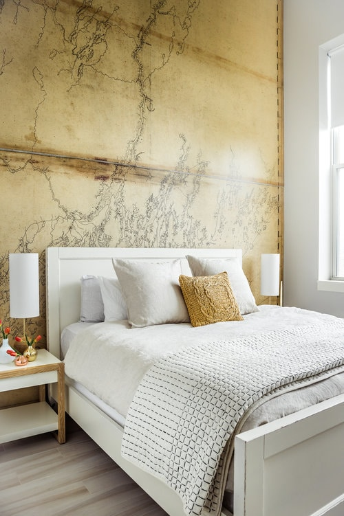 map wall tyler karu interior design on the happy list