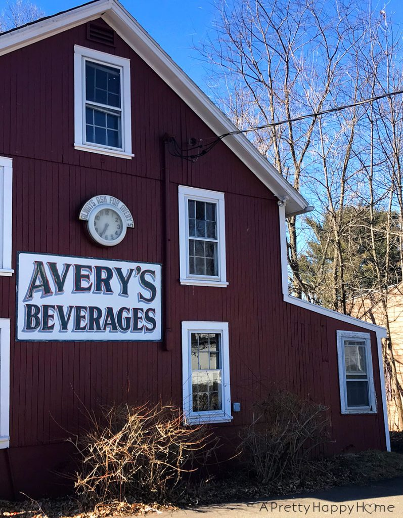 travel avery's beverages