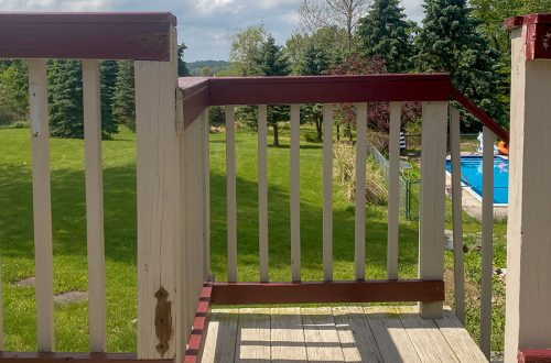 Plan to Makeover Our Decks
