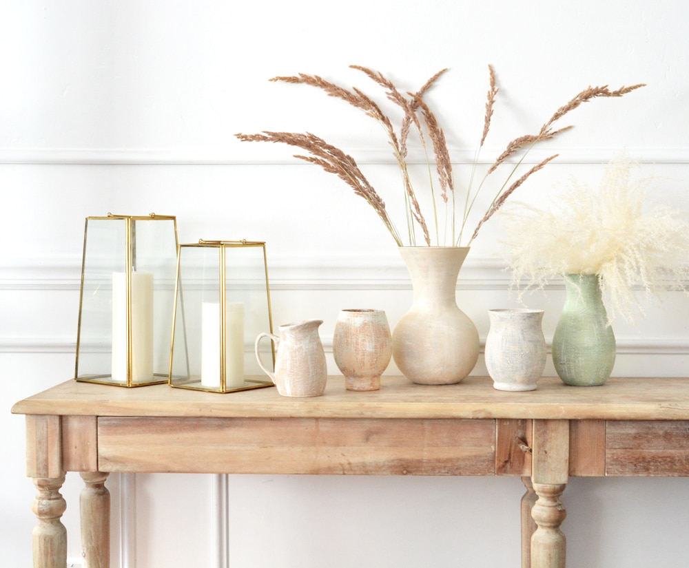 diy earthenware vases from centsational style on the happy list