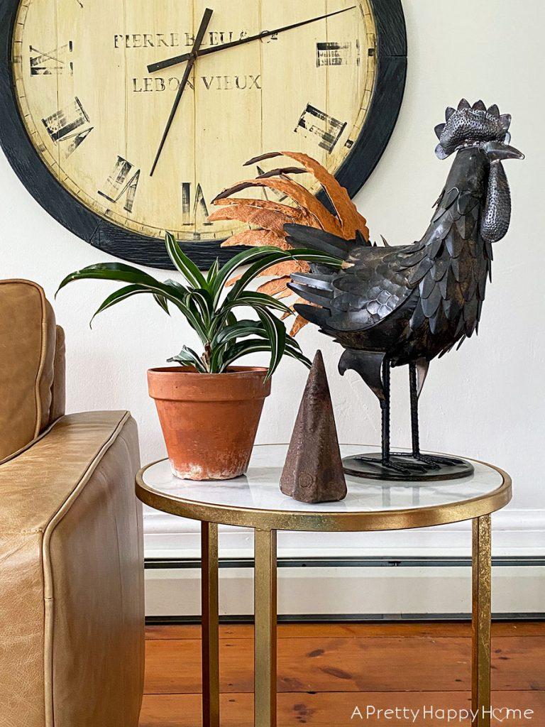 splitting wedge decor ideas sculptural piece bookend